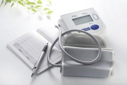 Blutdruckmessgerät 1 - Blutdruck richtig messen